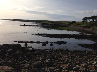 Kingsbarns beach  in my humble opinion the best beach in the east neuk of Fife
