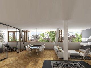 Luxury Loft Appartment 155 sqm - Downtown Mannheim