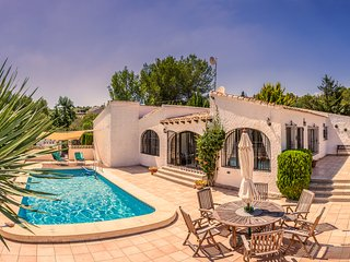 Beautiful Detached 3 Bed Character Villa Javea Spain Private Pool
