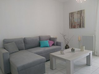 Lovely large apt in the heart of the city, Heraklion