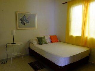 Safe+Quiet Private 2BR Apartment at Las Caobas #B2
