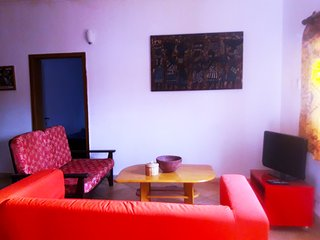 Sanchaba Yellow Apt. Red Suite