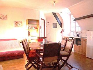 Saint Malo Rothéneuf Appartement 4 personnes, Saint-Malo