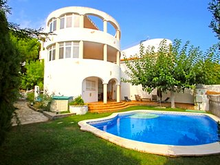 B23 POMA villa adosada, piscina privada y jardín, Miami Platja