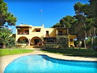 Can Cesar Seafront Villa, Santa Eulalia del Río