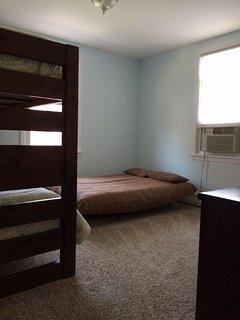 2nd floor bunk beds