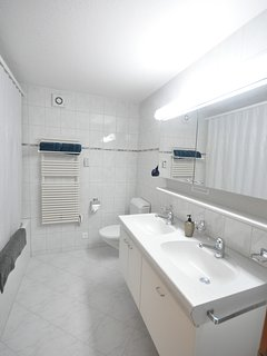 Large family bathroom