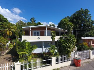 Gated 2nd floor rental property with spacious balcony.