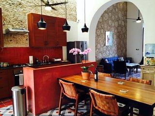 Casa Osito -- Santiago Architectural Masterpiece, Merida