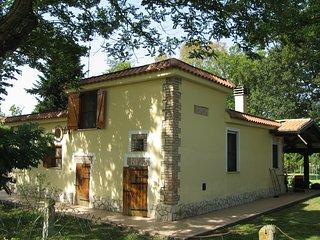 Villa between Terracina and San Felice Circeo