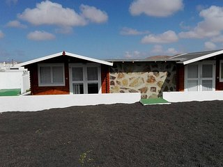 Cabanas Volcan Capellania Campo