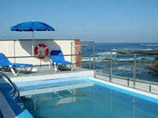 OLIASTUR  4  person in 2 bedroom apartment located in a small urbanization, El Cotillo