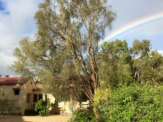 Stables Cottage, gold at the end of the rainbow