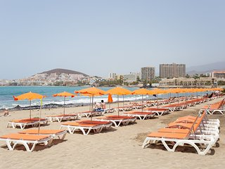 Lovely 3 bedrooms apartment with sea view close the beach in Los Cristianos