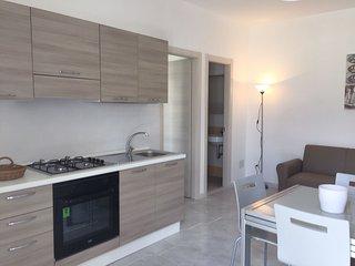 Appartamento in villa a 20 metri dal mare
