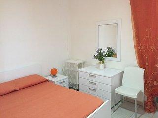 Appartamento 1° piano vista mare in villa a 20 metri dal mare
