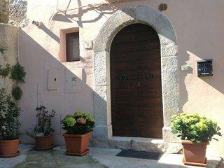 Casa Rosa - front terrace