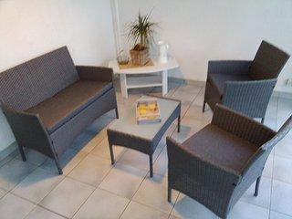 Pour un Séjour près de Bordeaux Maison indépendante pour 5 pers avec piscine !!!, Saint-Medard-en-Jalles