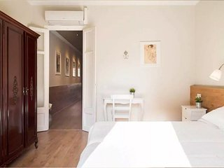 Elegant and spacious apartment in Paralel