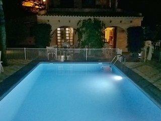 Luxury Villa Alegria - Private Pool, Walking Distance to Beach, Child Friendly