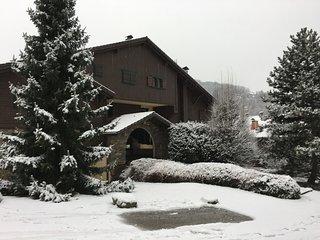 Saint Gervais Mont Blanc. Chalet style apartment, Saint-Gervais-les-Bains