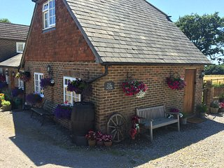 Pump House Annexe is situated in 1066 country, between Battle & Hastings, St Leonards-on-Sea