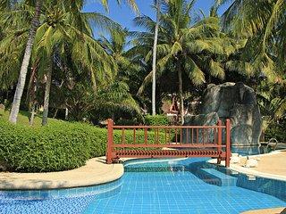 Siam House - Villa de Luxe de style Thai sur Koh Samui
