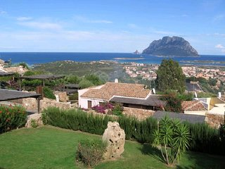PORTO SAN PAOLO SEAWIEW APPARTMENT WITH GARDEN, Porto San Paolo