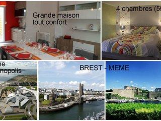 Au bout du ponton, Brest