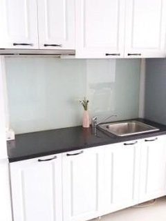 Shanghai Downtown Big Newly Decorated &Furnished,Riverside Apt,Good Location,Perfect View-Kitchen