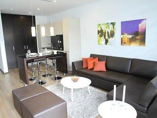 T2 meuble design refait a neuf Scionzier, proche Cluses