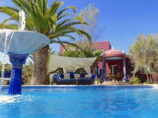 Villa Aladin, Ibiza
