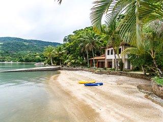Propriedade Particular a beira-mar para hospedagem, eventos e casamentos.