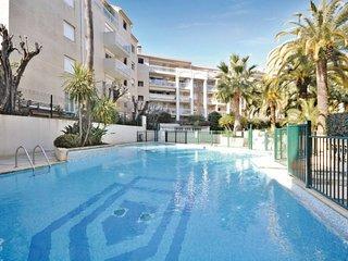 Cannes, 2 pièces 50m², piscine, garage, 10 mn à pied du palais des festivals