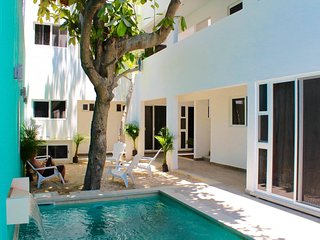 Cozy Modern Studio in downtown, Playa del Carmen
