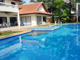 View Talay. Jomtien 5 Bedroom Pool Villa,Pattaya jomtien beach Thailand