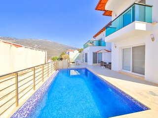 james 4 Holiday Villa With Private Swimming pool in kaş Balayivilla com james 4
