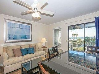 Ocean Dunes Villa 209 - 2 Bedroom 2 Bathroom Oceanfront Flat Hilton Head, SC