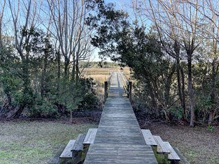 Walkway to Private Dock