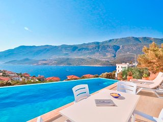 james 1 Holiday Villa With Private Swimming pool in Kaş Balayivilla com  james 1