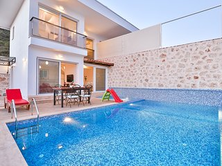 önay 2 Holiday Villa With Private Swimming pool in Kaş Balayivilla com, Kas