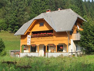 Homestead Gregorc Zatrnik near Bled