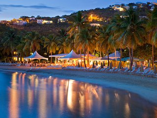 Thanksgiving Week at the Westin Resort in St. John