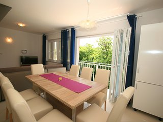 Mimoza 6 - beautiful new 4* apt , Baska, Krk