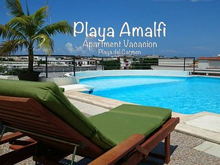 Playa Amalfi Apartment 2 minutes to the Beach