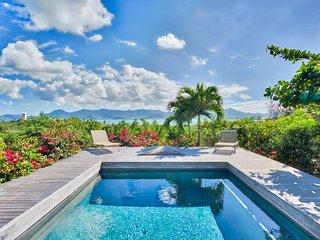 Blue - Terres Basses, Saint Maarten