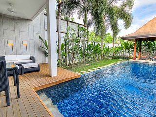 3 BDR Oxygen Style Private Pool, Rawai