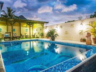 The Blue Pearl villa