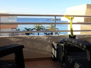 Appartement à 50M de la plage de Figueretas IBIZA, Ibiza Town