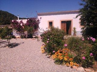 Casa típica ibicenca cerca de la playa, Sant Miquel De Balansat